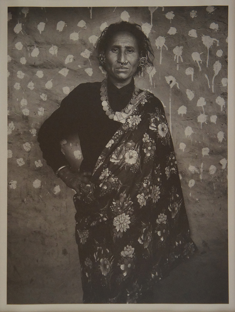 Kevin Bubriski Laxmi Kami, Mother of Six Gatlang Village, Rasuwa District, 1984 Taragaon Museum Collection