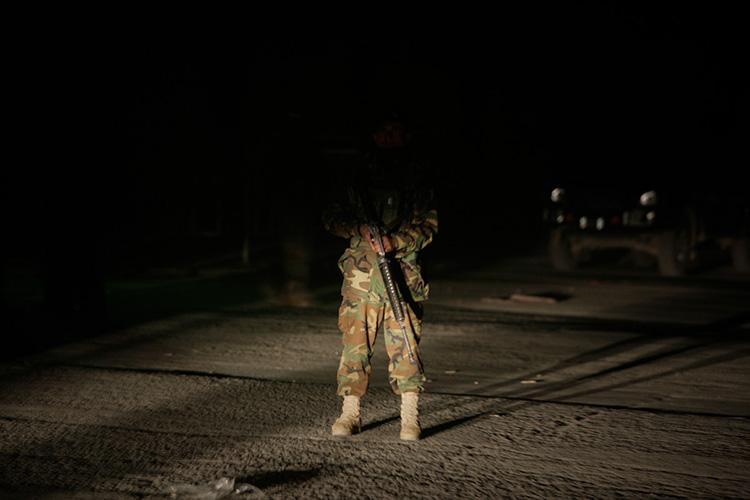 in Kabul, Afghanistan, Saturday, Nov. 21, 2009. (AP Photo/Mustafa Quraishi)