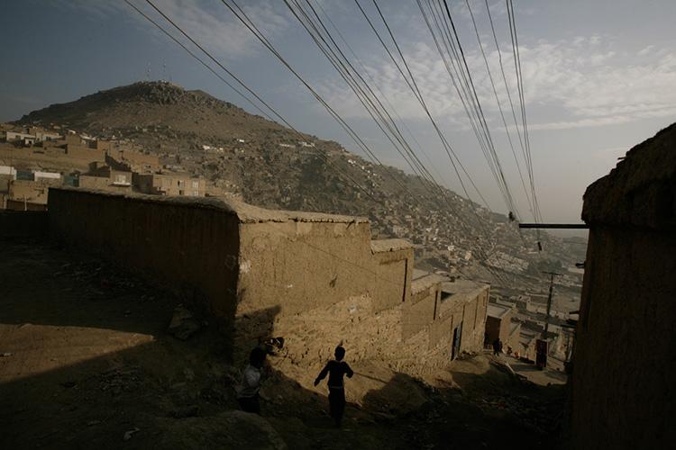 in Kabul, Afghanistan, Friday, Nov. 20, 2009. (AP Photo/Mustafa Quraishi)
