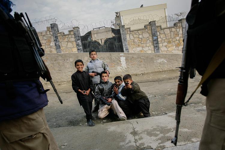 in Kabul, Afghanistan, Friday, Nov. 27, 2009. (AP Photo/Mustafa Quraishi)