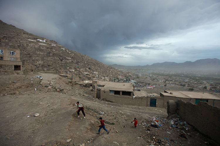 in Kabul, Afghanistan, Sunday, May 8, 2011. (AP Photo/Mustafa Quraishi)