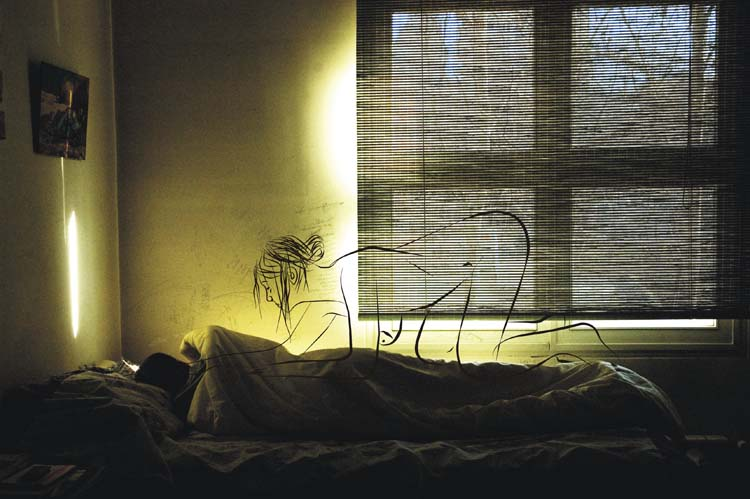 Temptations of Morning Sleep